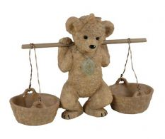 Suport bijuterii Teddy Bear