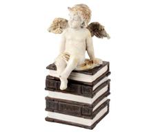 Figurina decorativa Angel & Books