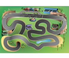 Covor Cars Circuit