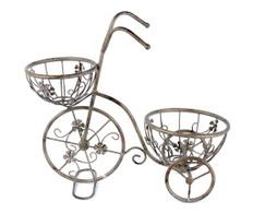 Suport 2 ghivece flori Vintage Bicycle