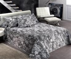 Cuvertura Thais Grey 180x270cm