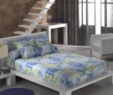Set de pat Aina Azur 200x270cm