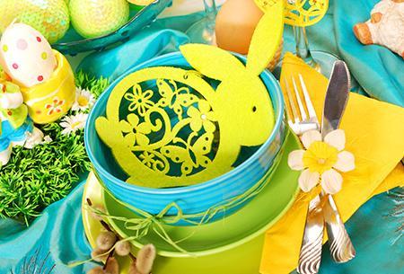 Декорации за Великден