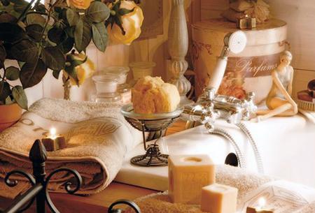 Романтична баня