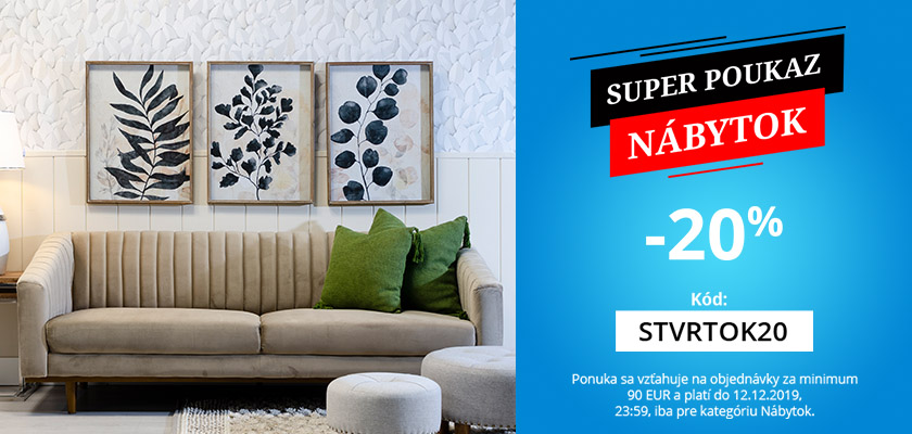 Super Voucher - furniture