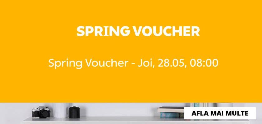 Spring Voucher