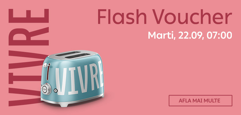 Flash Voucher - teasing