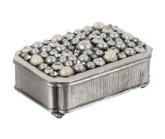 Cutie bijuterii Silver Pearls