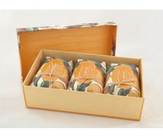 Set cadou 3 sapunuri Portocale
