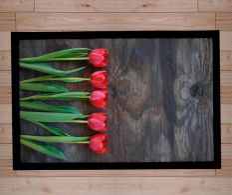 Covoras Tulips