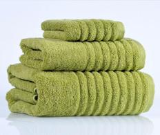 Prosop Bamboo Wella 30*50 cm Green