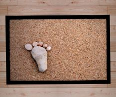 Covoras Footstep