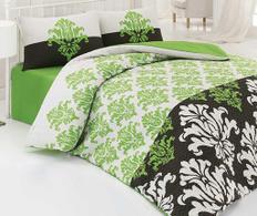 Set de pat matlasat dublu  Dolce Green