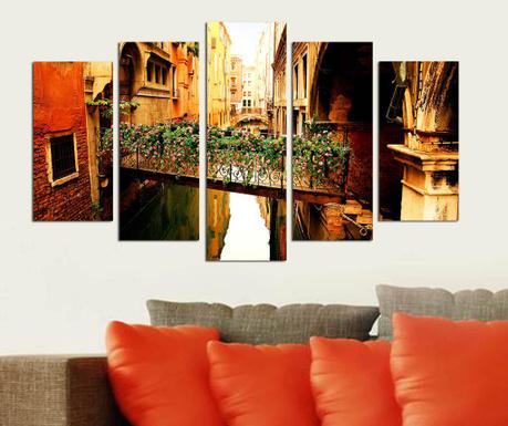 Set 5 tablouri Blocks