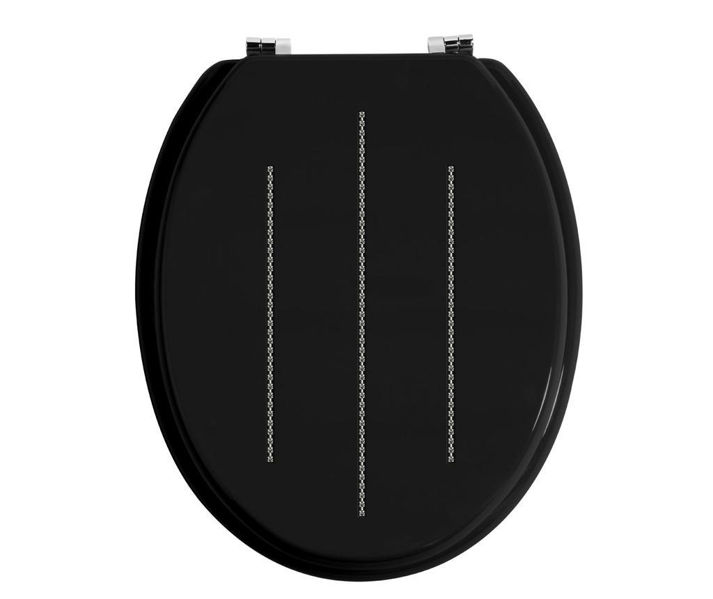 Black WC-ülőke