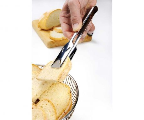 Tongs for pastry products Ideale