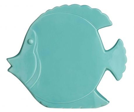 Dekoracja Fish Turquoise