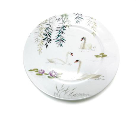 Swan Lake Desszertes tányér