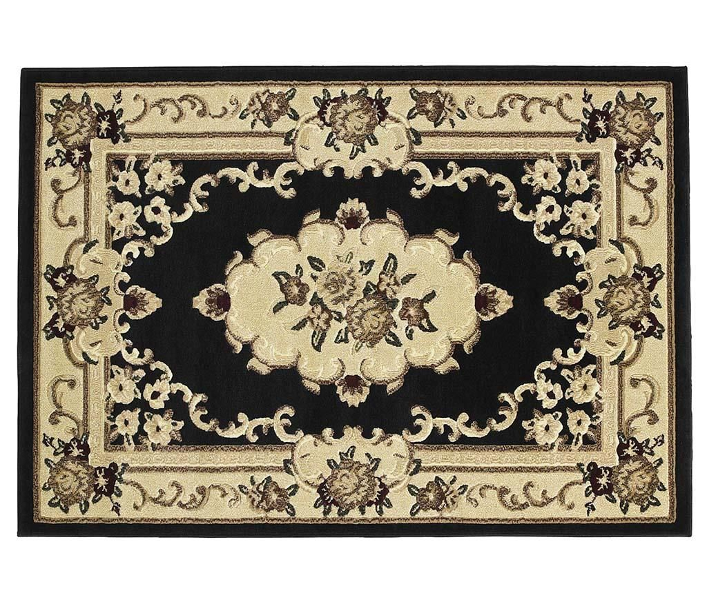 Tepih Marrakesh Black 60x105 cm