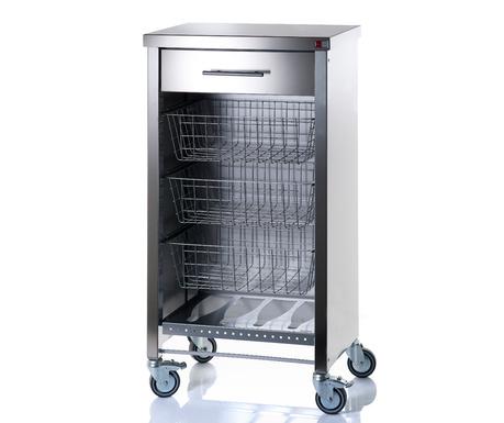 Kuchyňský vozík Steel Cook