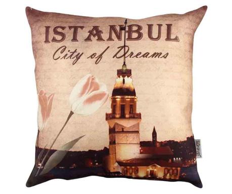 Διακοσμητικό μαξιλάρι Istanbul 43x43 cm