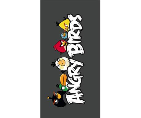 Lezárult akció Angry Birds 150x75cm Törölköző 0e7304548c