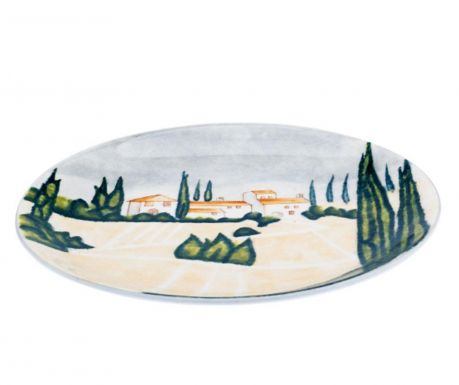 Dezertní talíř Siena