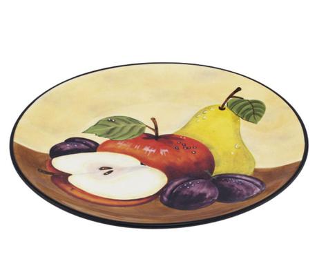 Toscana Desszertes tányér