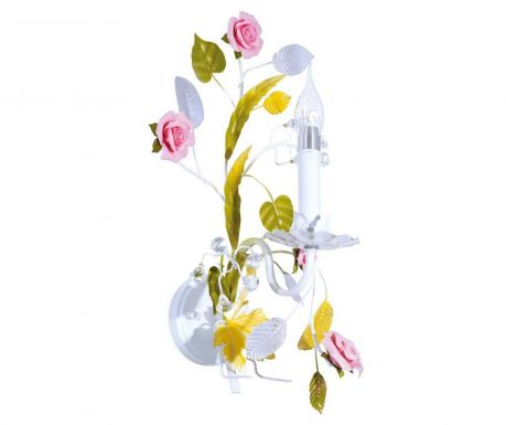 Flowers Fali lámpa