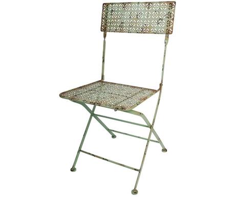 Venkovní skládací židle Bistro
