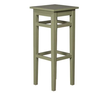 Barski stol Clementine Green