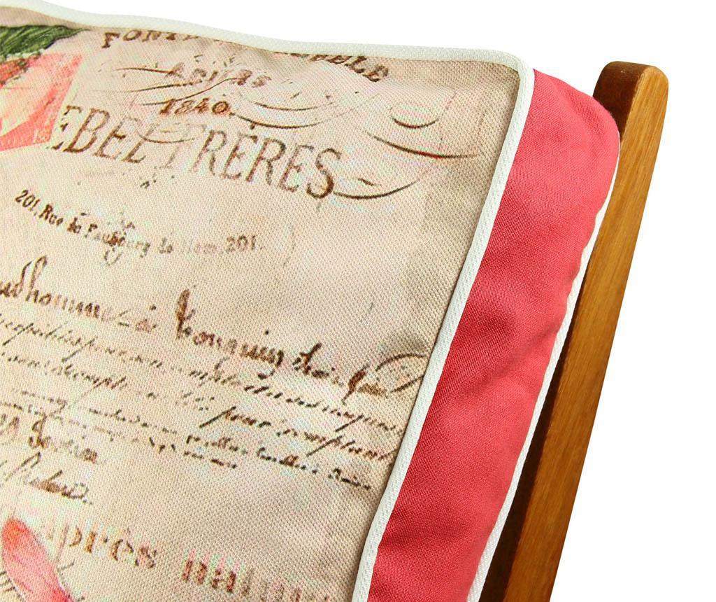 Jastuk za stolicu Poems & Little Flowers 42x42 cm