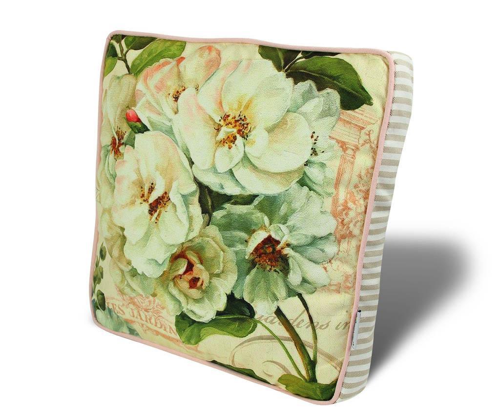 Jastuk za sjedalo Lovely Flowers 42x42 cm