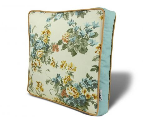 Seat cushion Vintage Bouquet 42x42 cm