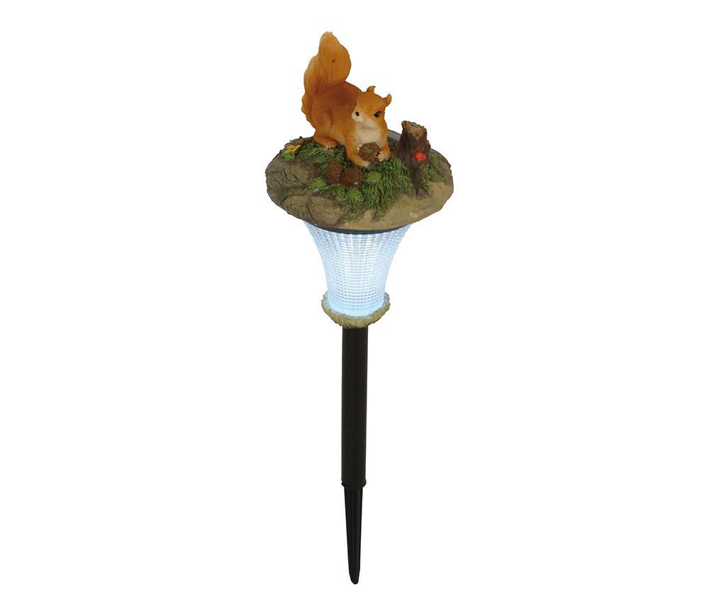 Squirrel Napelemes lámpa