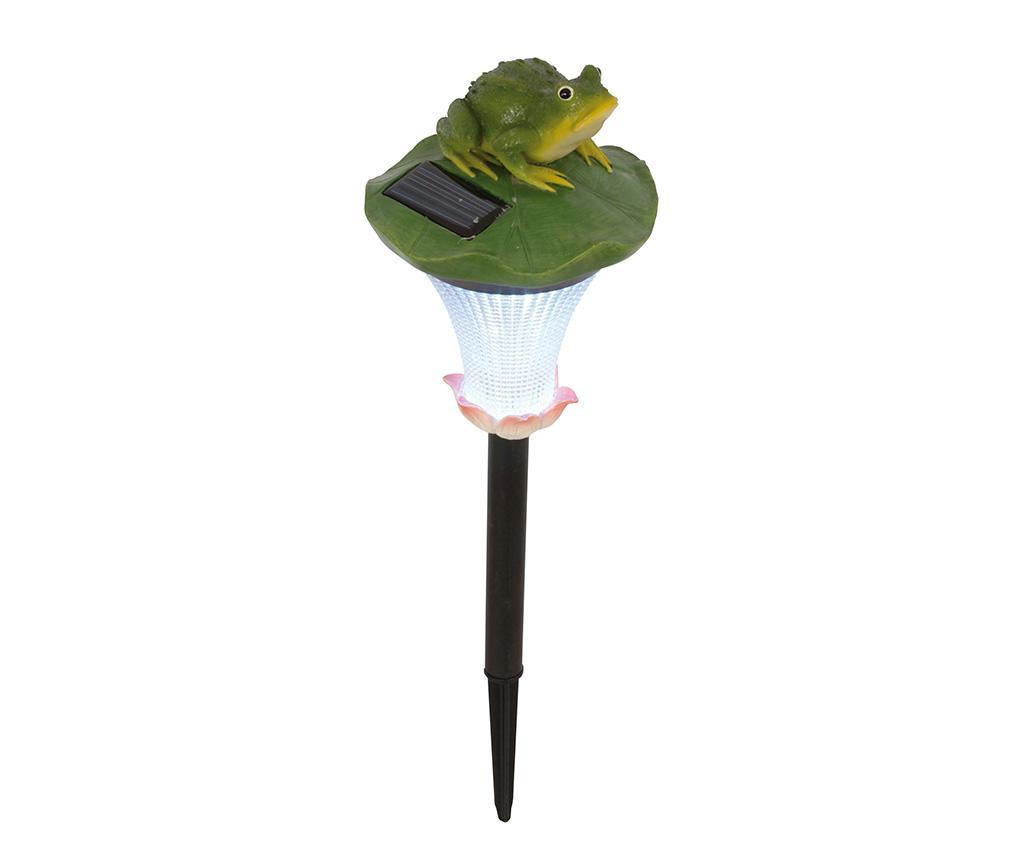 Little Frog Napelemes lámpa