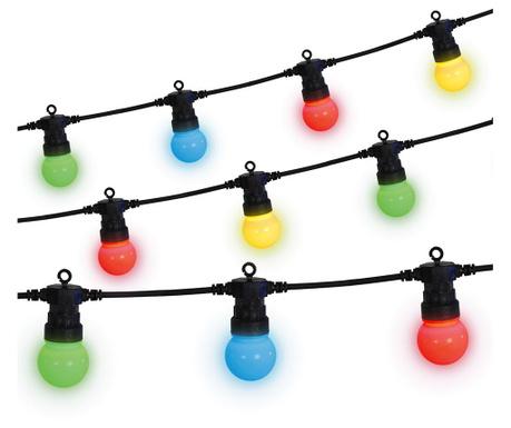Exteriérová svetelná girlanda String Lights