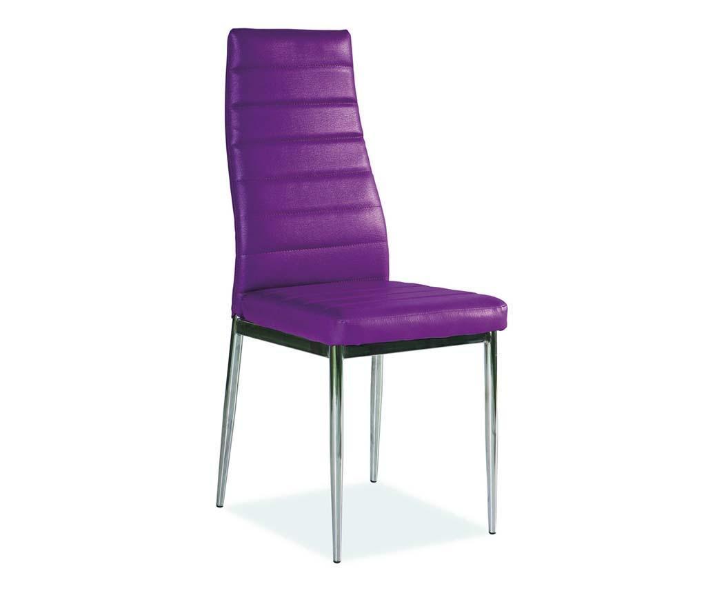 Berta Purple Szék