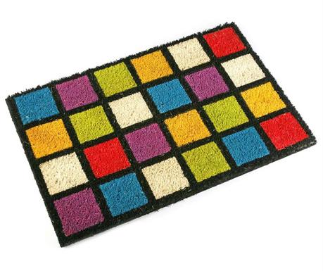 Otirač Color Blocks 60x40 cm