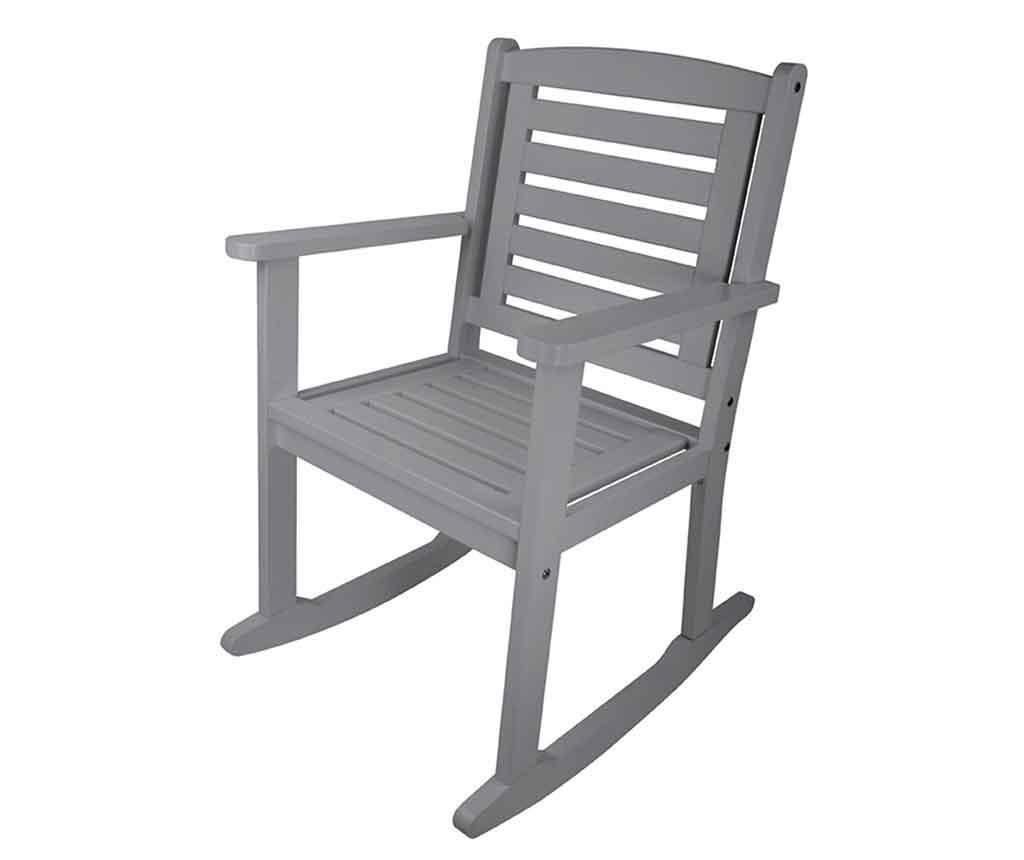 Stolica za ljuljanje za vanjski prostor Albert Grey