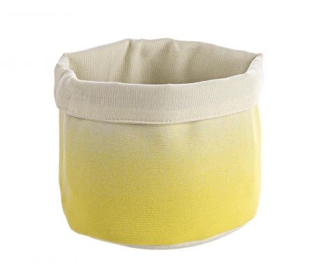 Kosz Shadow Round Yellow