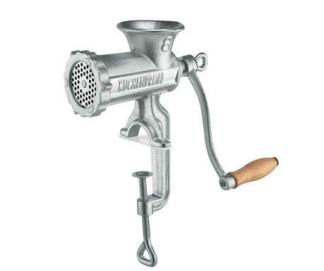 Meat grinder Silver Iron