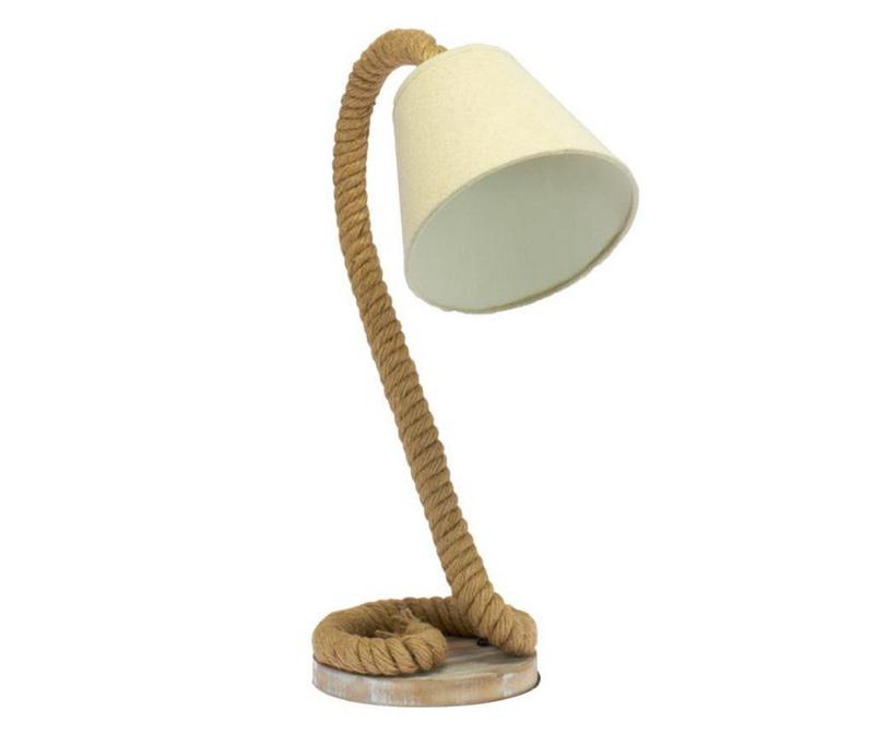 Noční lampa Creamy Rope
