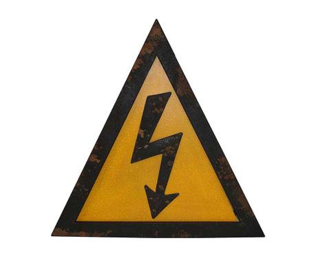 Electricity Fali dekoráció