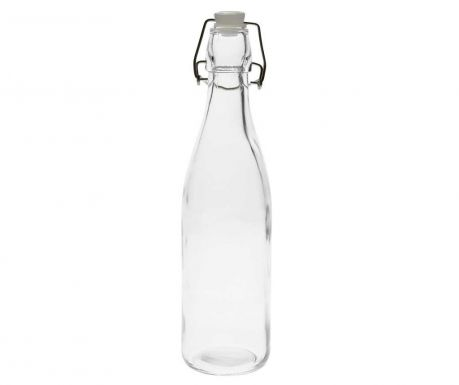 Fľaša s hermetickou zátkou Conserve 500 ml
