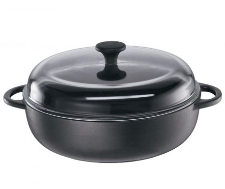 Saucepan with lid Provence Black 3.25 L