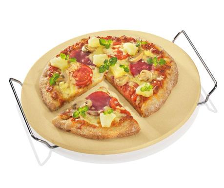 Kámen na pizzu s podstavcem Cook Round