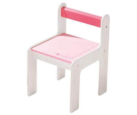 Детско столче Dots Pink
