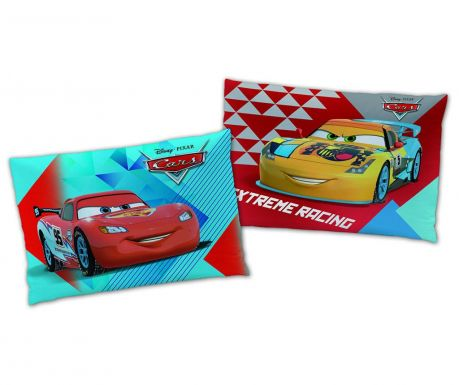 Disney Cars Ready To Go Díszpárna 28x42 cm
