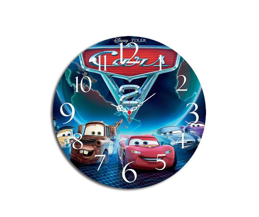 Ceas de perete Cars